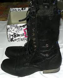 s lace up boots size 9 brash lace up boots size 9 ebay