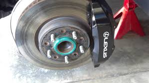 touch up paint lexus ls 460 brake caliper dress up clublexus lexus forum discussion