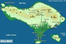 bali indonesia map bali map map of bali indonesia dive day trip maps