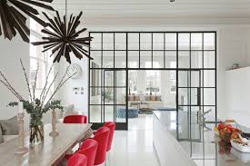Industrial Room Dividers Partitions - separate open kitchen from the living room partition walls in