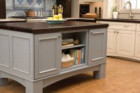 kitchen islands with storage crestwood cabinetry island storage design elements