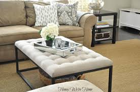 Ottoman Coffee Table Target Ottoman Coffee Table Tray Thewaiverwireco Regarding Best 25 Ideas