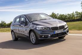 bmw 1 series hybrid bmw 2 series active tourer in hybrid edges closer to production