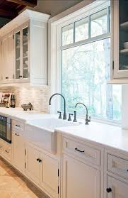 kitchen sink window ideas best 25 large kitchen sinks ideas on kitchen sinks