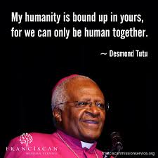 justice quote in latin blackhistorymonth quote courtesy of desmond tutu the first black