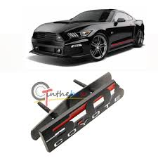 mustang grill emblems emblem sticker picture more detailed picture about 1pc black 5 0