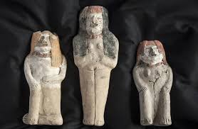 Statues Of Gods by 3 800 Year Old Statues From Advanced Caral Civilization Found In