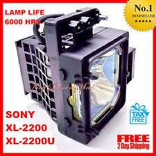 sony rear projection tv lamps ebay