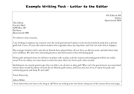 Letter Format Complaint by Sample Complaint Letter To The Editor Shishita World Com