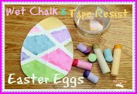 Easter Projects Easter Projects For Toddlers 2 Colorful Eggs