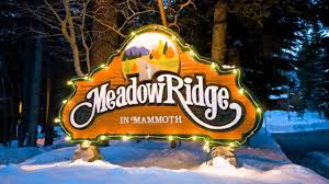 Mammoth Luxury Home Rentals by Meadow Ridge Condos By Mammoth Slopes Lodging In Mammoth Lakes Ca