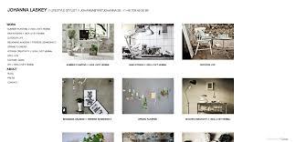 Online Interior Design Portfolio by Research U2013 Inspiritational Websites Alice Volk Visual Explorer