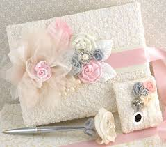 wedding guest book set 28 best تزيين الدفاتر images on wedding guest book