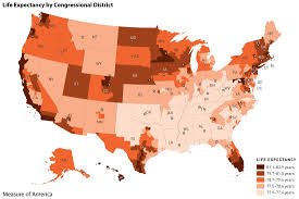 Florida House Of Representatives District Map by Geographies Of Opportunity U2014 Measure Of America A Program Of The