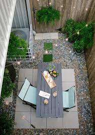 Ideas For A Small Backyard Stylish Patio Ideas For Small Backyards Backyard Furniture Sets