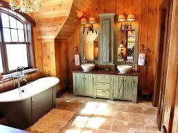 Cabin Vanity Lights Rustic Country Bathroom Ideasrustic Vanity Lights Ideas Rustic