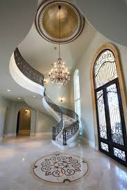 Victorian Banister Foyer Chandeliers Trend Houston Victorian Entry Decorators With