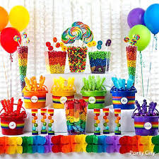 candyland birthday party ideas candyland birthday party decoration ideas rainbow buffet and