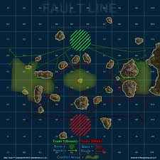 Fault Line Map Map Strategy Fault Line Menz Gaming World Of Warships