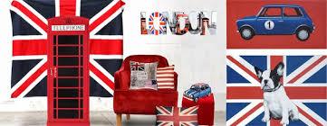 decoration anglaise pour chambre deco chambre ado drapeau anglais raliss com