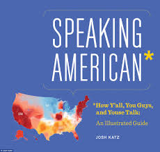 Dialect Map Usa Dialect Maps Show How Americans Speak Differently Across The