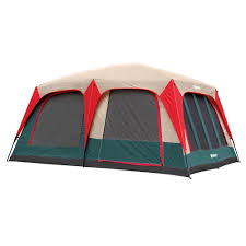 cabin tent gigatent mountain creylock 8 person cabin tent ft018 the home depot