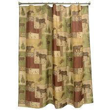 Adirondack Shower Curtain by Unique Ideas Lodge Shower Curtain Surprising Inspiration