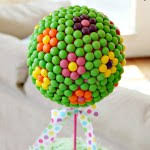 Candy Topiary Centerpieces - amazing cupcake recipes m u0026mj 93 erin spain
