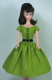 my blue heaven vintage barbie silkstone barbie doll fashion dress