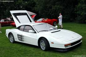 1987 testarossa for sale auction results and data for 1988 testarossa rm auctions