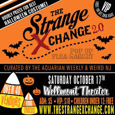 new jersey events oct 16th 18th 2015