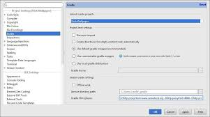 android gradle gradle and proxy authentication in android studio laur ivan