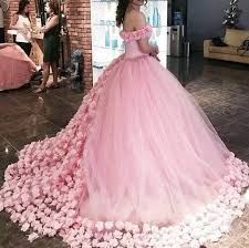 quinceanera dresses pink 2018 sweet 16 quinceanera dresses the shoulder corset canfy