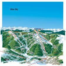 Colorado Ski Area Map by Vail Colorado Ski North America U0027s Top 100 Resorts Project