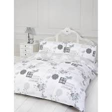 Duvet Cover Double Bed Size Vintage Patchworks Duvet Set Double Sienna 12 99 Bedding