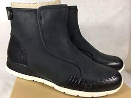 ugg boots sale ebay australia ugg australia laurelle lizard 1014374 womens black high top boots