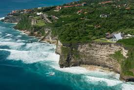 commercial helicopter photography uluwatu bali