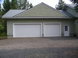 3 Door Garage Cascade Lake Realty Clear Creek