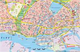 Dresden Germany Map by Guide To Bach Tour Hamburg Maps