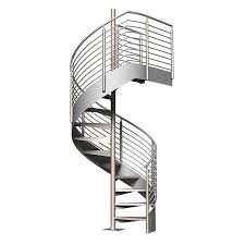 classic spiral stair kit erectastep