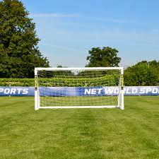 8 x 4 forza match soccer goal post net world sports usa