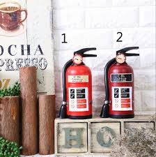 aliexpress com buy home decoration accessories fire extinguisher