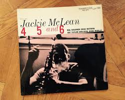 4 6 photo albums jackie mclean 4 5 and 6 on prlp 7048 fw jazz vinyl collector