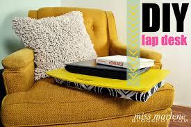 Diy Lap Desk Diy Lap Desk Miss Marlene