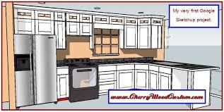 kitchen cabinet sketchup models memsaheb net