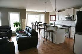 living room and kitchen ideas simple 60 living room kitchen combo design decoration of 10