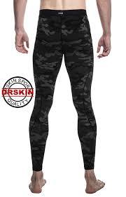 amazon com drskin men u0027s compression warm dry cool sports tights