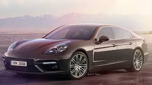 panorama porsche 2016 2017 porsche panamera speculative render is probably spot on