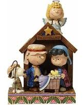 amazing deal on lenox nativity peanuts the pageant