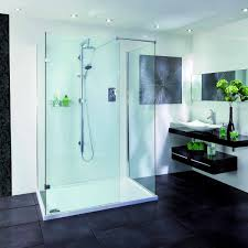 Walk In Shower Doors Glass by Aqata Spectra Walk In 3 Sided Shower Enclosure Sp415 Uk Bathrooms